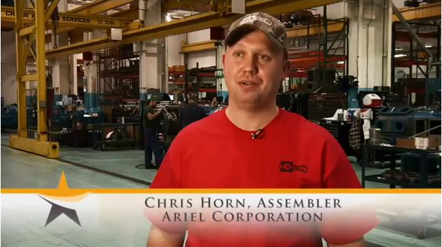 Ohio SOAE Video Testimonies